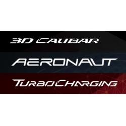 3D Calibar, Aeronaut, TurboCharging, новая классификация ракеток