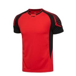 Футболка мужская для бадминтона Li-NING AAYL035-2