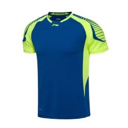 Футболка мужская для бадминтона Li-NING AAYL035-4