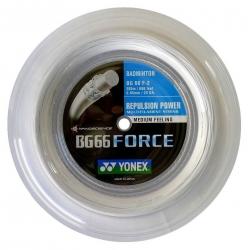 Струна Yonex BG66 0,66мм Желтая (200м)