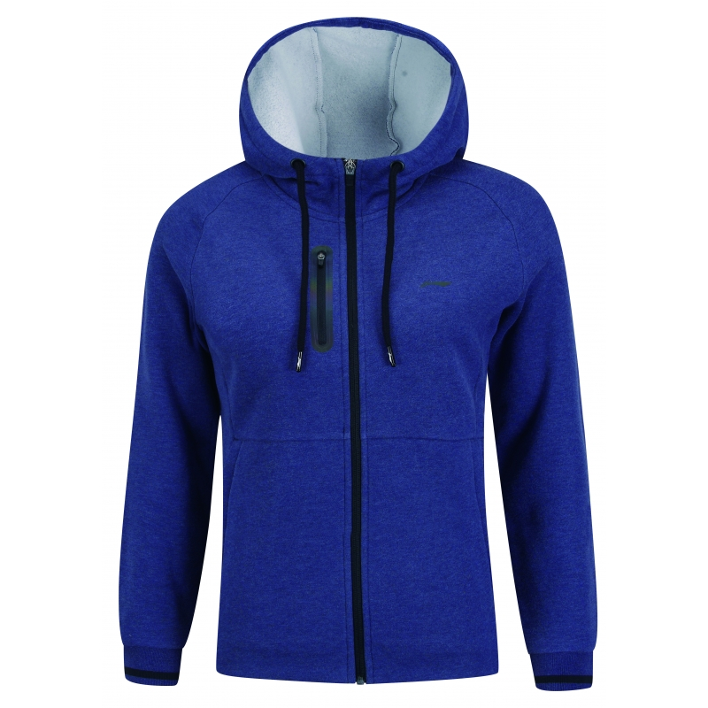 4eec189483a8 Купить олимпийку с капюшоном мужская Hoody (синий) Li-NING AWDN945-3 ...