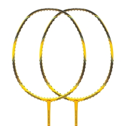Ракетка для бадминтона Li-Ning Air Stream 99TD Желтая AYPL134-1