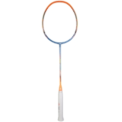 Ракетка для бадминтона Li-Ning WindStorm 72 Blue Orange  AYPM192-1