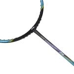 Ракетка для бадминтона Li-Ning WindStorm 74 сереб/черн AYPQ008-1