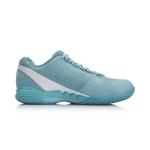 Кроссовки женские для бадминтона Pioneer (голуб) Li-NING AYAN016-3