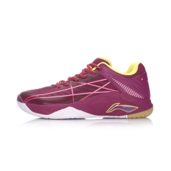 Кроссовки мужские для бадминтона Glory TD (фиолет) Li-NING AYTL065-6