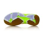 Кроссовки женские для бадминтона Hero-3 TD (салатов,оранж) Li-NING AYTM052-2