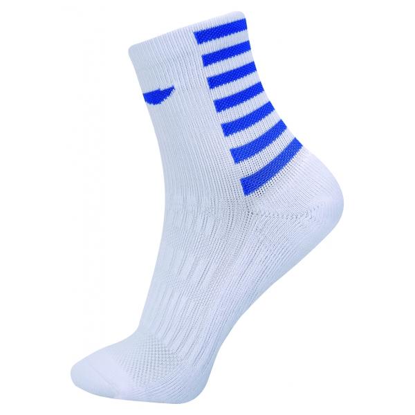 Носки женские высокие (бел/син) LI-NING AWLN036-1