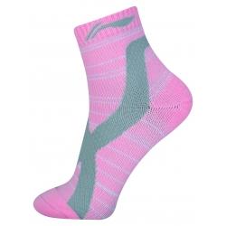 Носки женские (розовые) LI-NING AWSN308-1