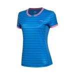Комплект женский юбка с футболкой (синий) Li-NING AATL006-1
