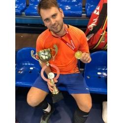 Максим Данченко Чемпион первенства Москвы 2018