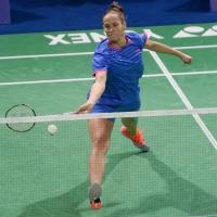 Li-Ning suite Olga Golovanova (Russian Cup 2017)